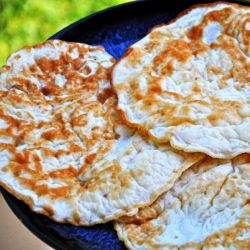Coconut Flour Tortillas or Sandwich Wraps